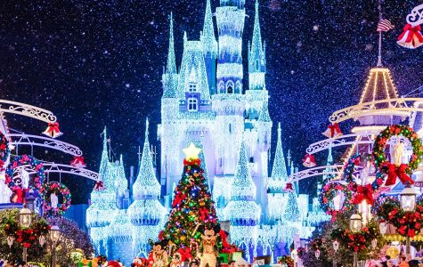 Disney World's magic more magical during the holidays