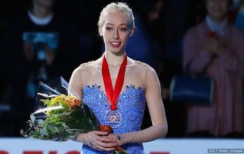 MCC's Bradie Tennell shines bright in Olympics