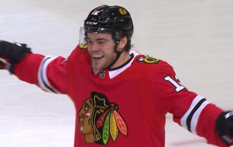 Future of Blackhawks may rest on shoulders of rising star