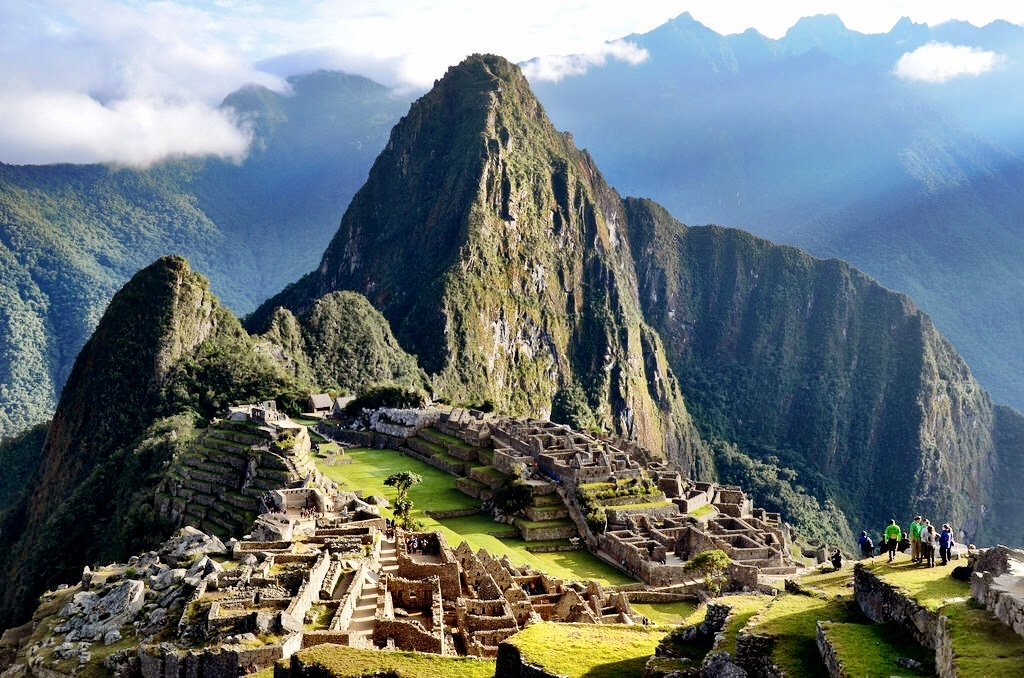 Tourism photo Machu Picchu in Peru is one of the sites Kayla Neuss visited during her gap year.