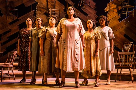 The Color Purple musical is among the offerings this spring in Chicago
