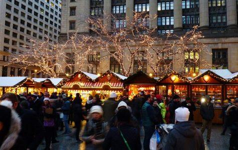Holiday spirit bright at Christkindlmarket