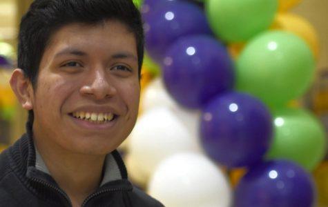 Student body president finds communication key