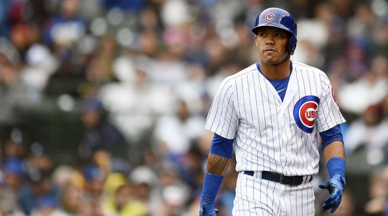 The+Cubs+decision+to+keep+Addison+Russell+has+been+controversial.