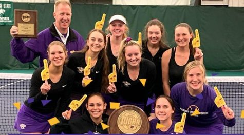 First place tennis team earns trip to nationals