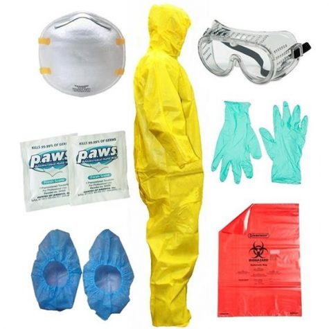 Getting personal protective equipment to healthcare workers is key to saving lives.
