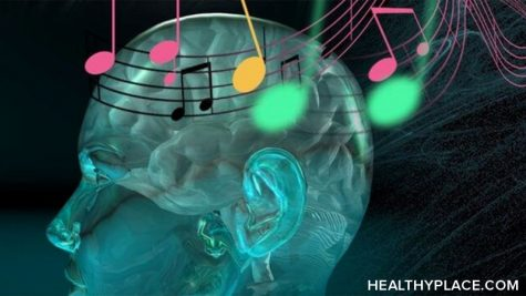 Music provides escape, soothes some stress