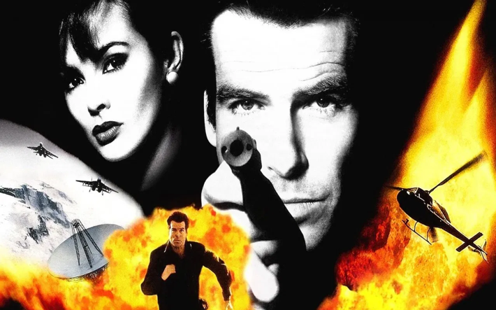 GoldenEye leak a treat for gamers