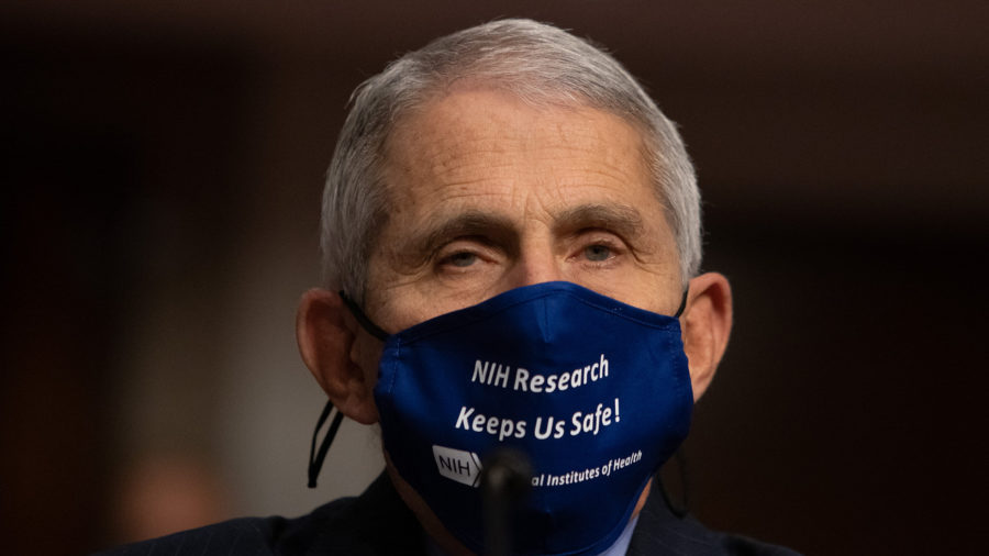 Health experts like Dr. Fauci have cautioned states about lifting rules on COVID.