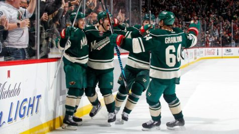 The Minnesota Wild are a feel good team in contention.