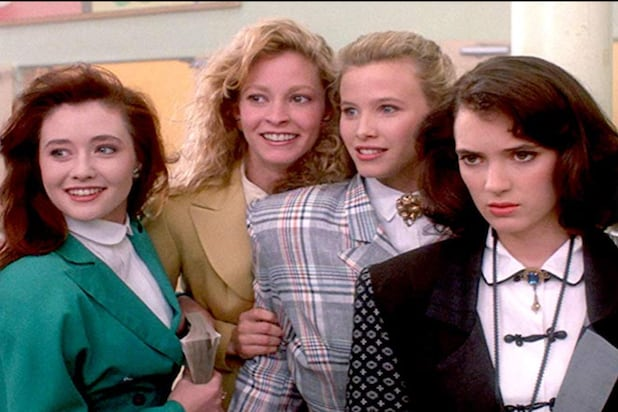 The movie Heathers developed a following over time.