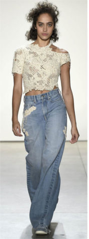 Fashion trends show return to 90s