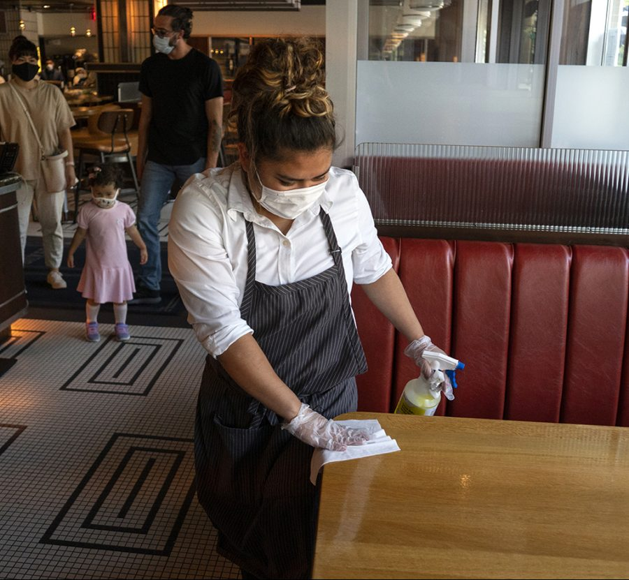 Restaurants, workers face tough times